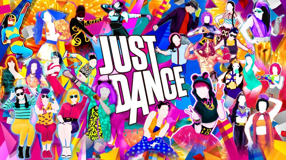 Just Dance Wallpapers   Top Just Dance Backgrounds 1191x670