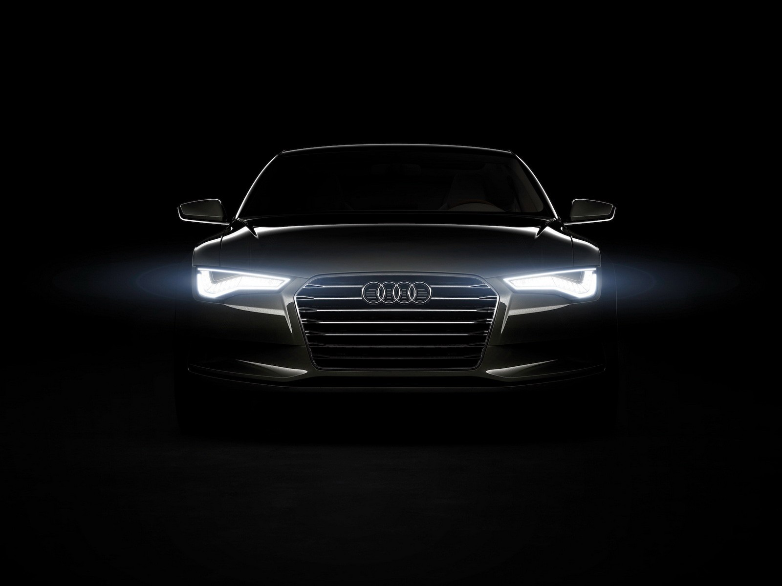 Cool HD Audi Wallpapers For Download 1600x1200