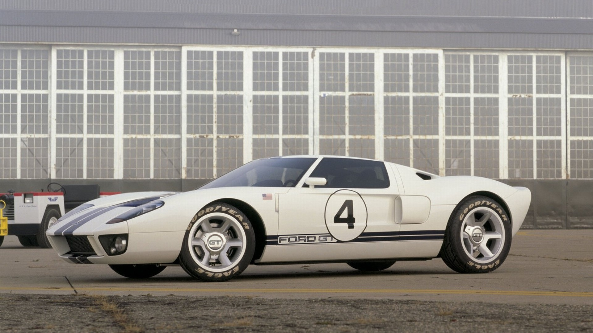 Ford GT40 Concept 2002 08 1920x1080 WallpapersFord GT 1920x1080 1920x1080
