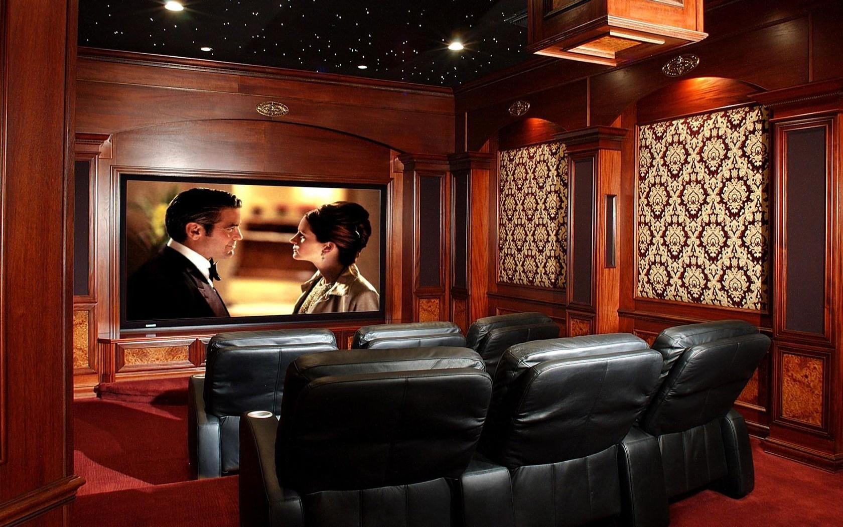 Home cinema wallpaper 8539 1680x1050