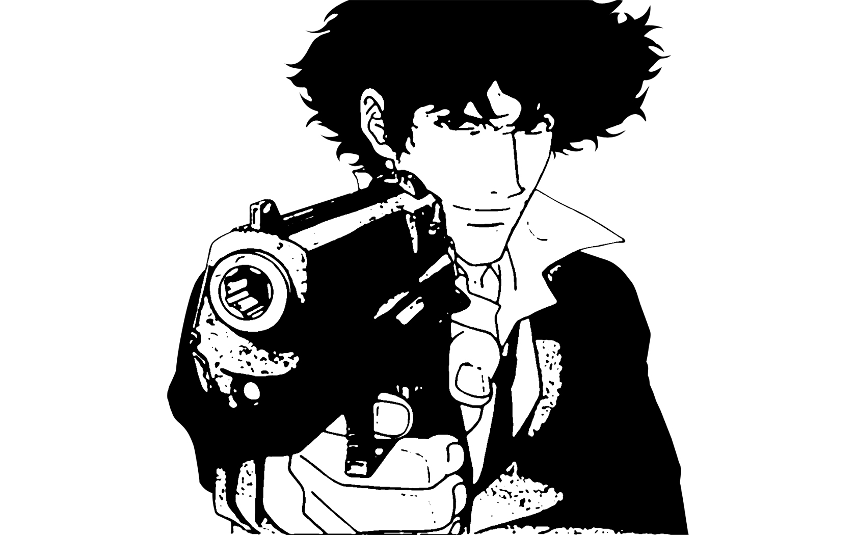 cowboy bebop spike spiegel anime HD Wallpaper   Anime Manga 902303 1680x1050