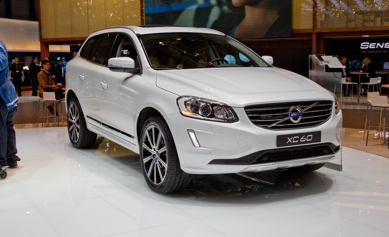 2014 Volvo XC60 1280x782