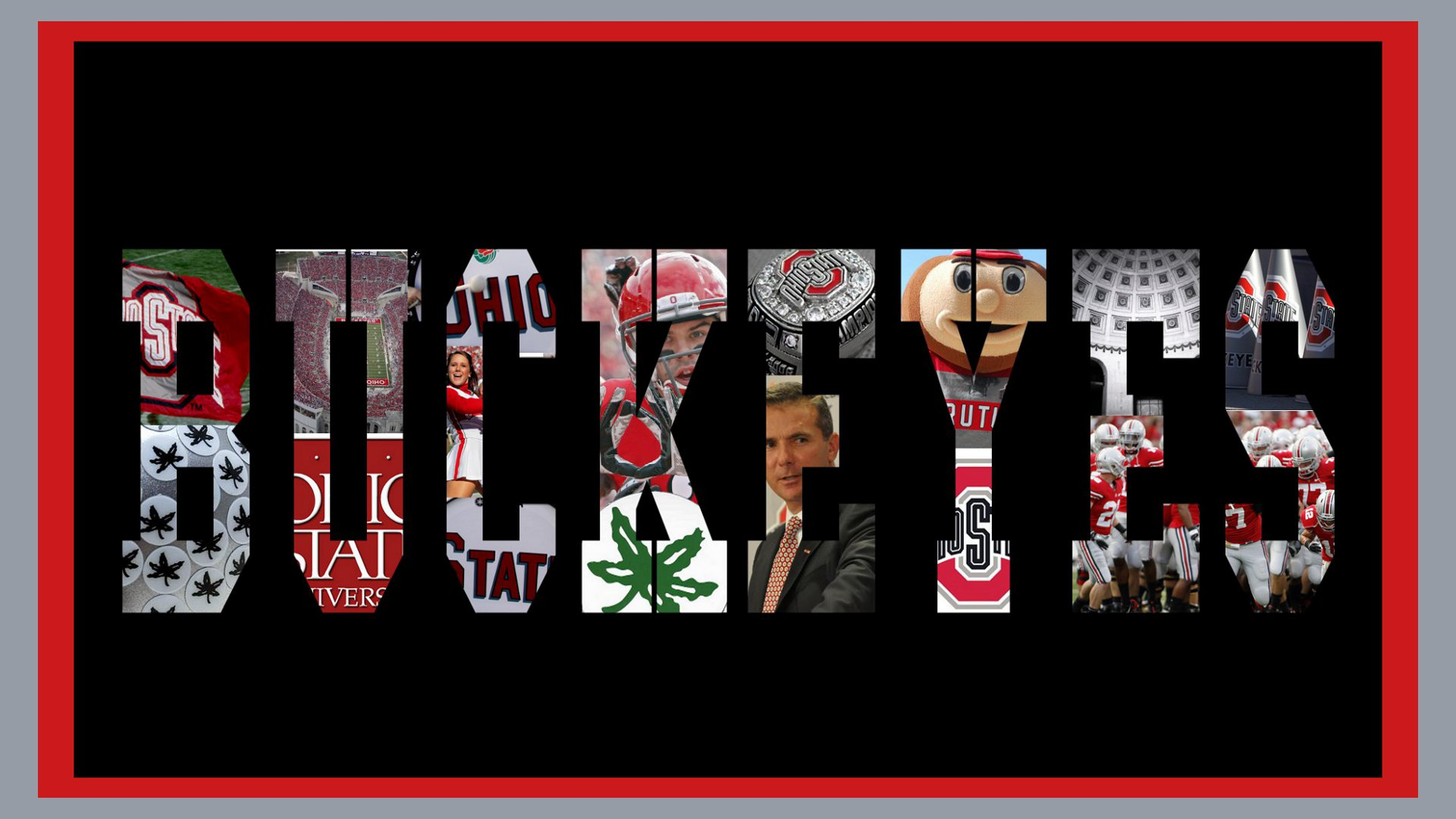 OHIO STATE BUCKEYES college football 7 wallpaper 1920x1080