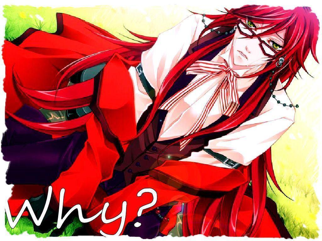 Grell Sutcliff Wallpapers 1024x768