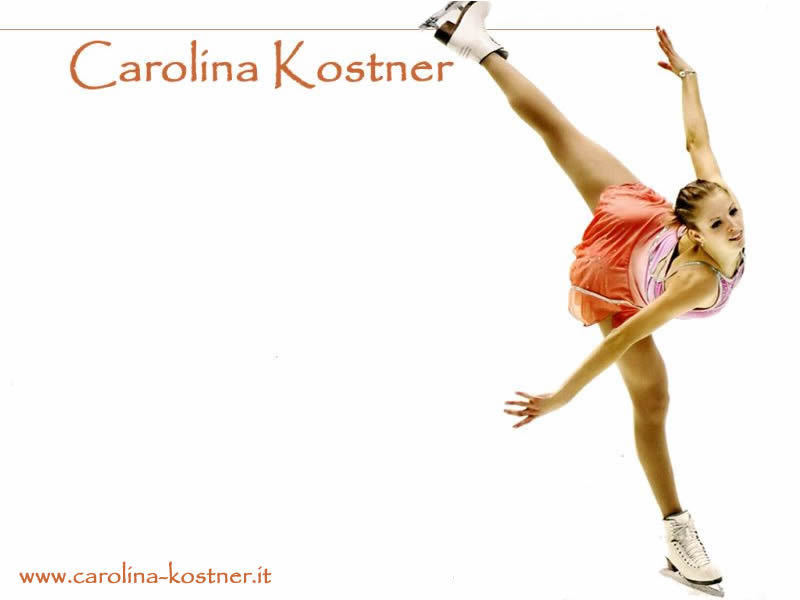 Wallpaper Carolina Kostner   Ice Skating Wallpaper 10280871 800x600