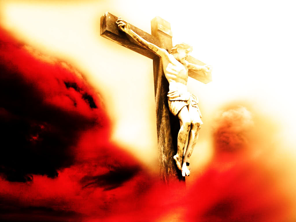 Jesus Christ Crucifixion Wallpapers for Download Cool 1024x768