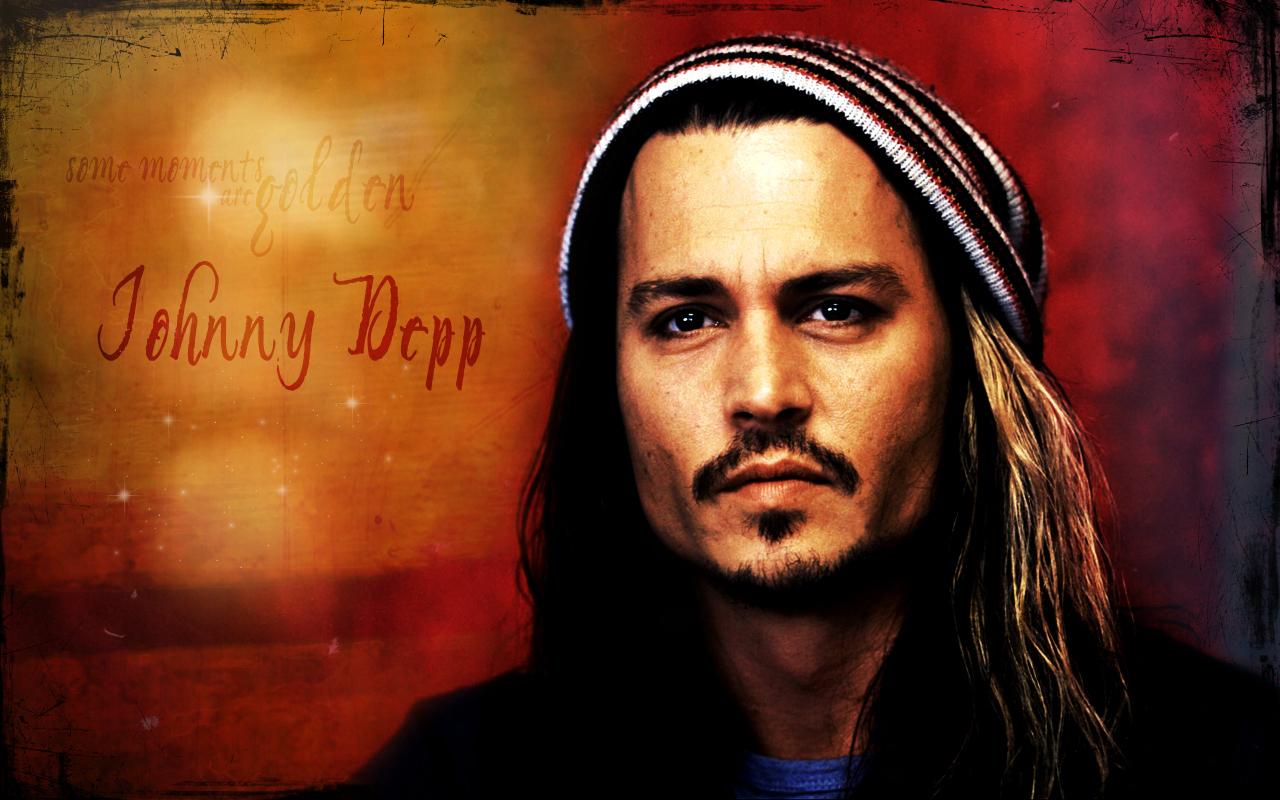 Latest Hollywood Hottest Wallpapers Johnny Depp Desktop 1280x800