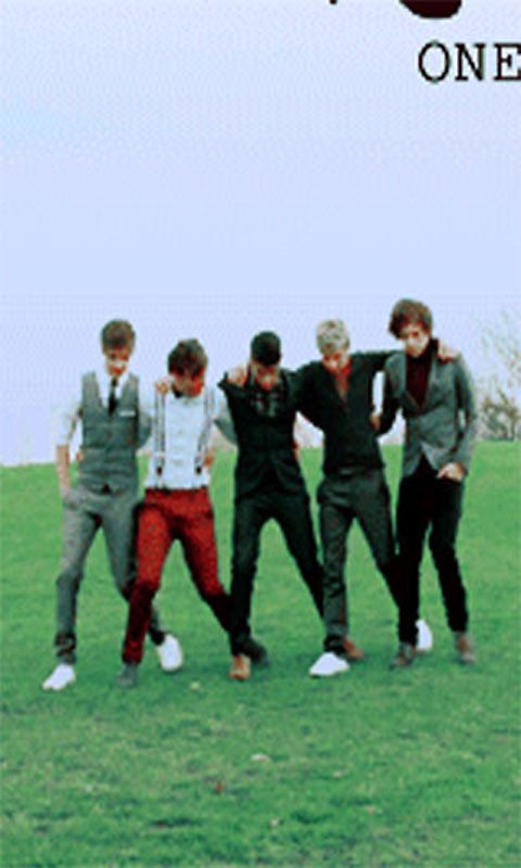 One Direction 1 Live Wallpaper Android Live Wallpaper download 480x800