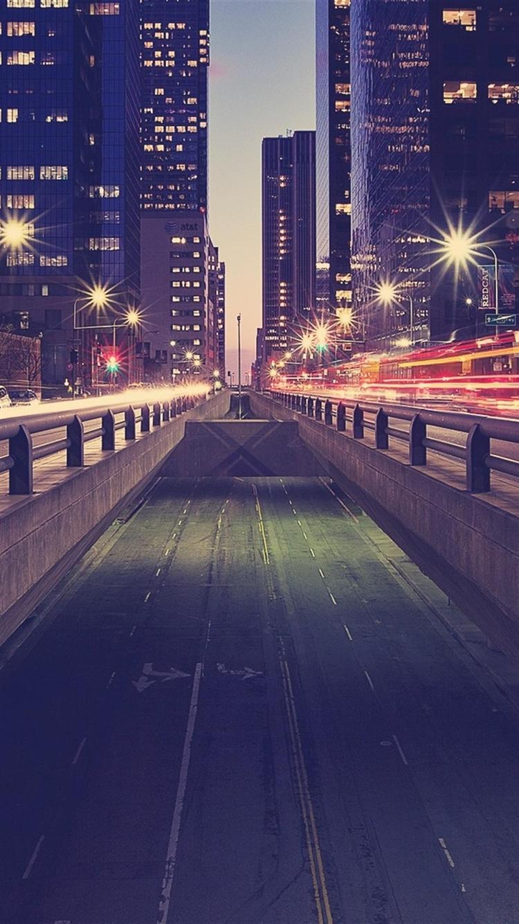 City lights iphone wallpaper wallpapersafari - Night light city wallpaper ...