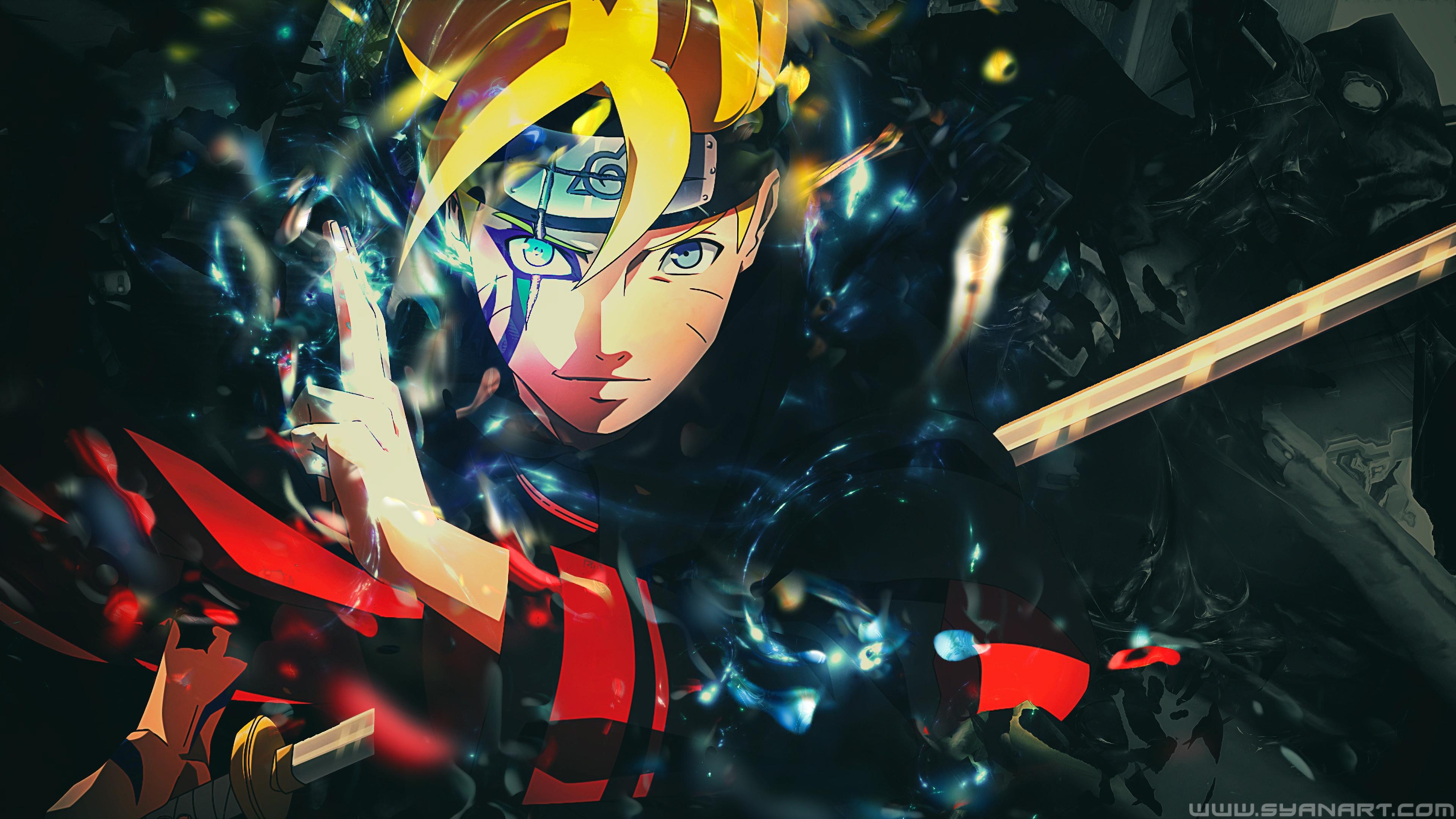 Free download Boruto Anime 4K 8K HD Wallpaper [3840x2160 ...
