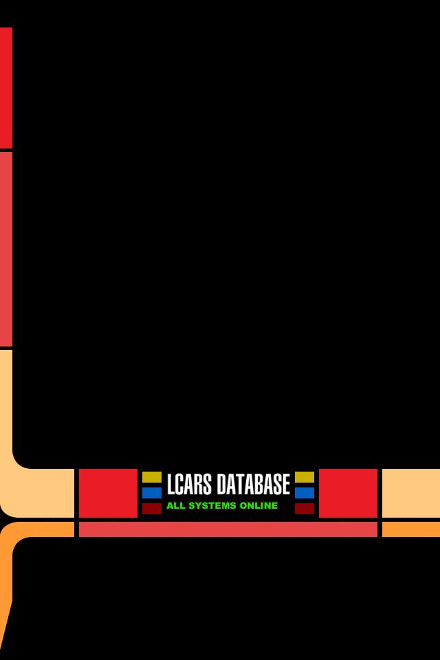 Ios Wallpaper Deviantart More Like Star Trek Lock Screen By 12 640x960