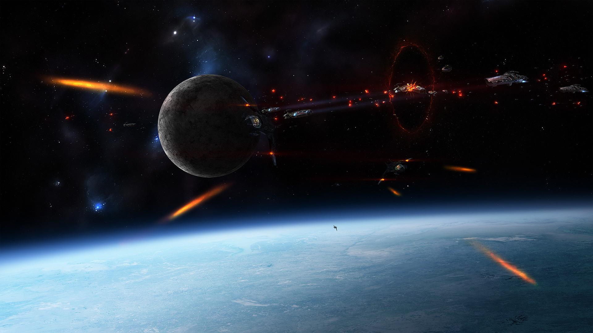 Space War 1920x1080