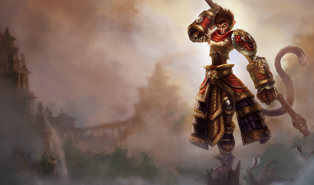 Wukong Wallpapers ChineseAmerican 1215x717