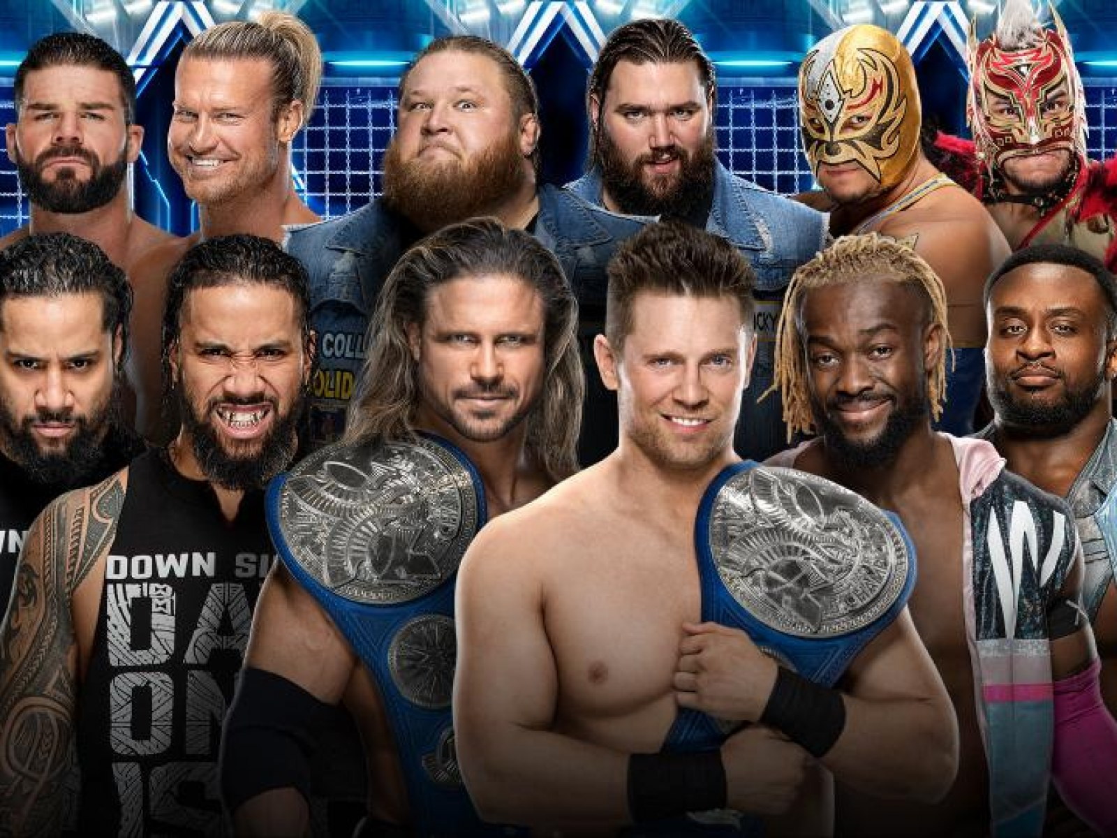 WWE Elimination Chamber 2020 Betting Odds No Surprises Here 1600x1200