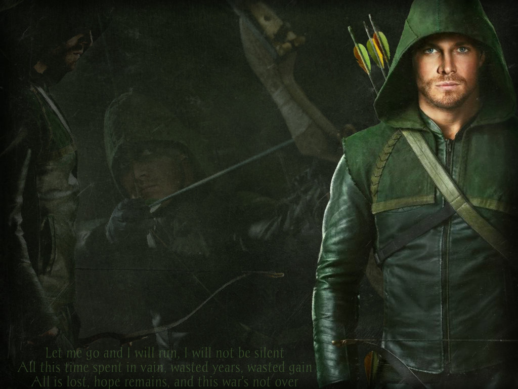 Green Arrow Wallpaper Cw More like this 6 comments 1024x768