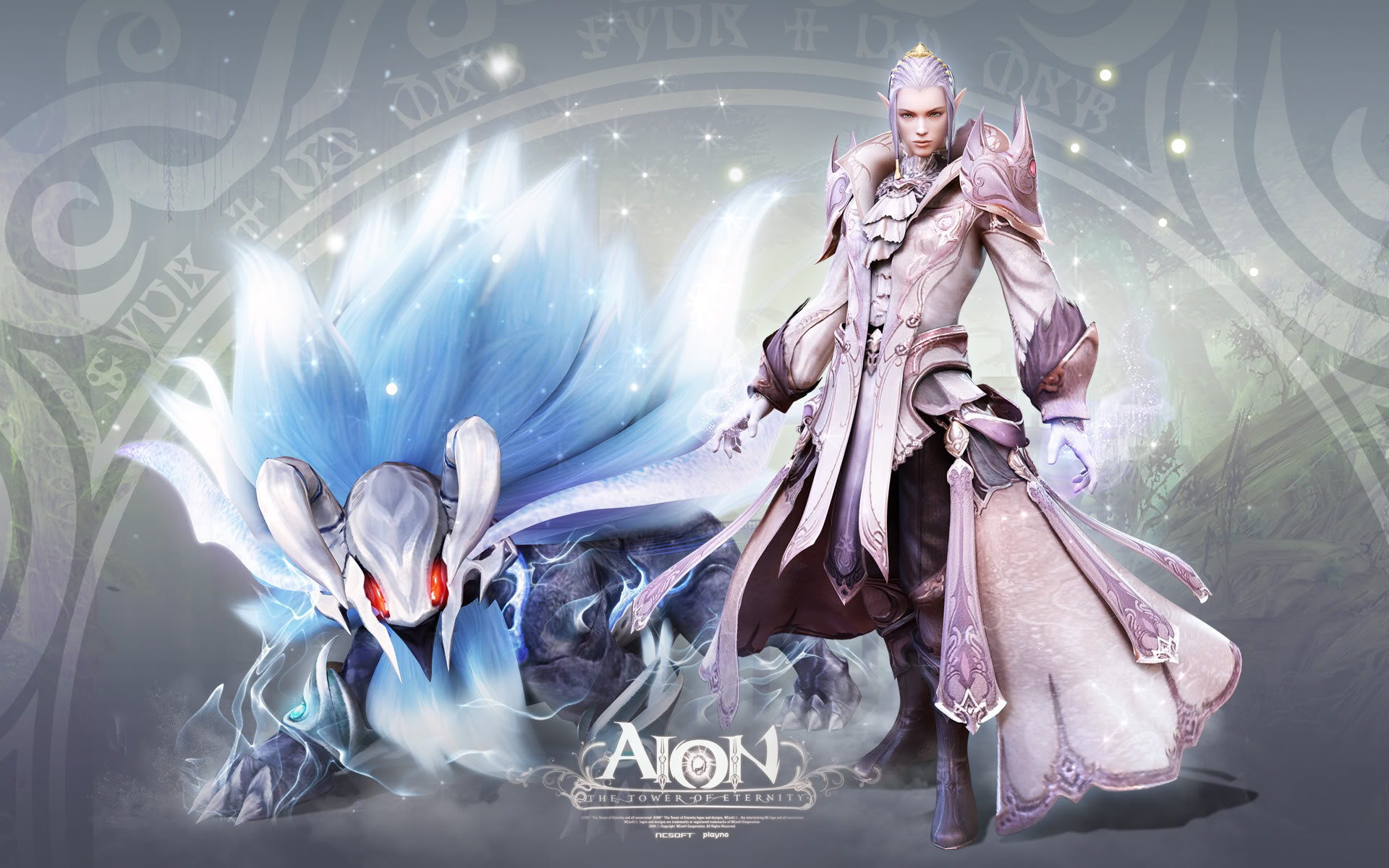 Aion Wallpapers HD 1920x1200
