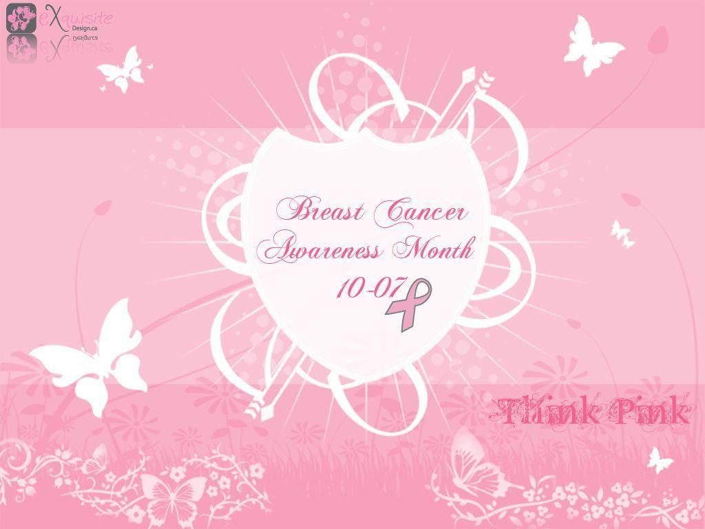 Breast Cancer Awareness Backgrounds 1024x768