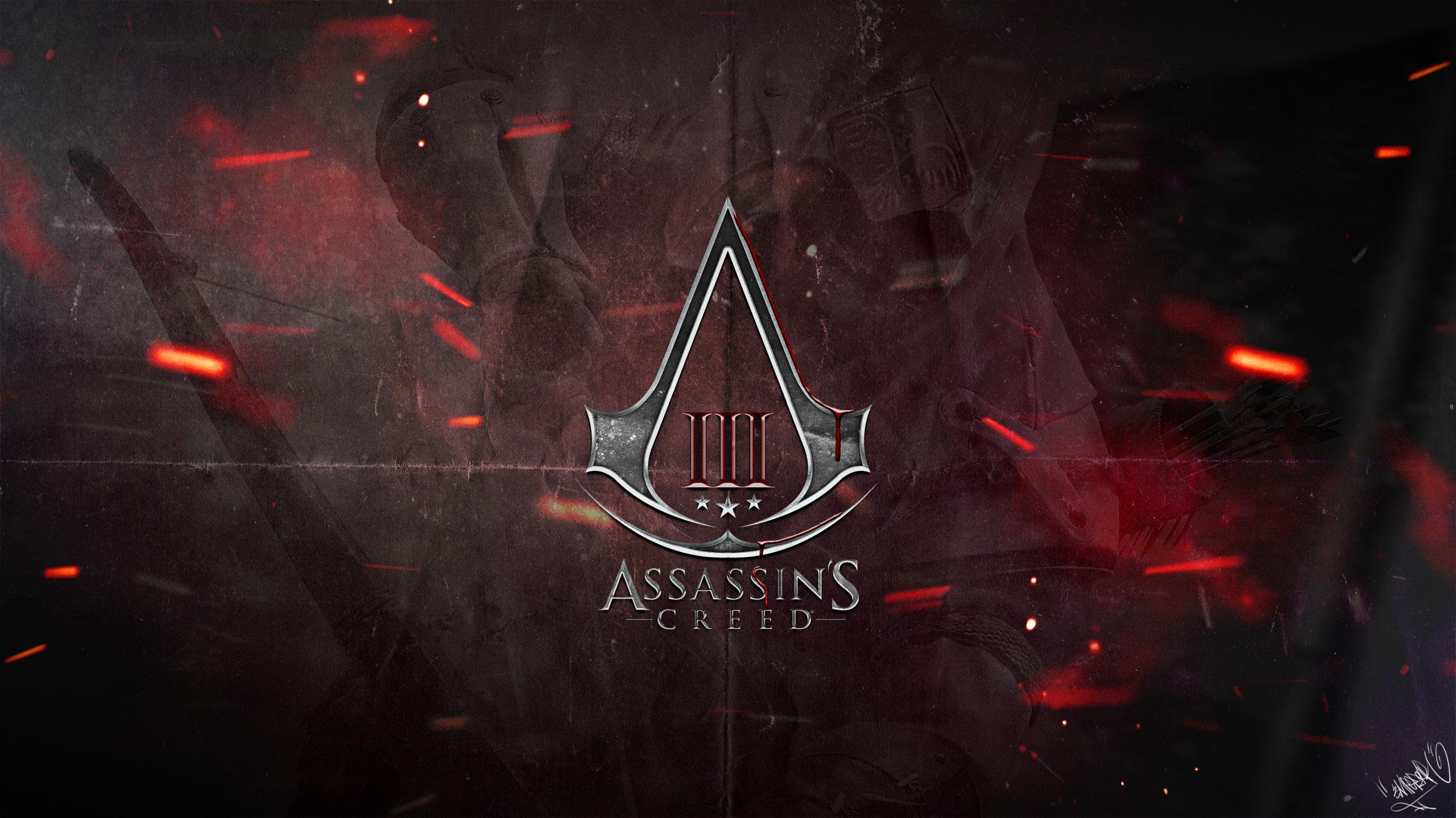 Assassin s Creed 3 the assassins 32112849 2560 1440jpg 2560x1440