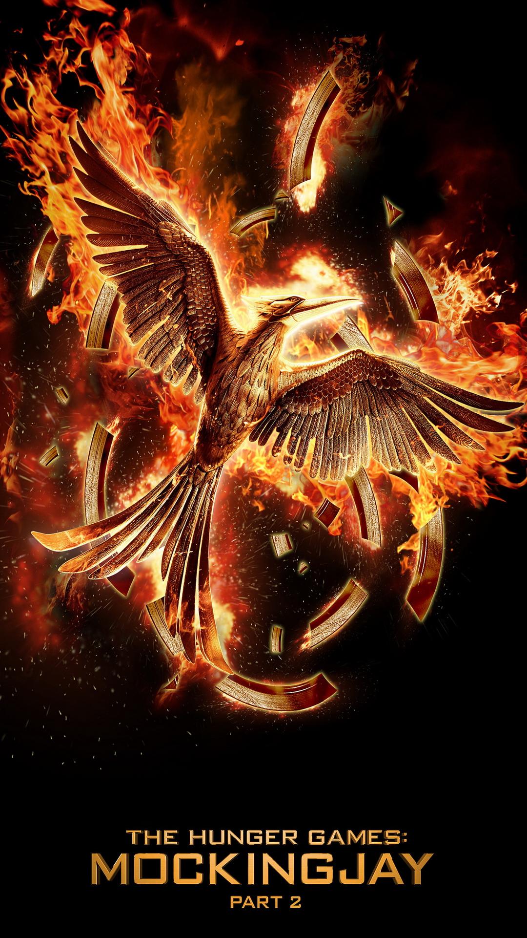 [49+] Hunger Games Wallpaper iPhone on WallpaperSafari