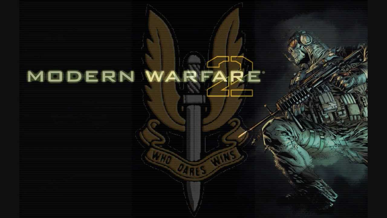 40   Modern Warfare 2   Task Force 141 Full theme 1280x720