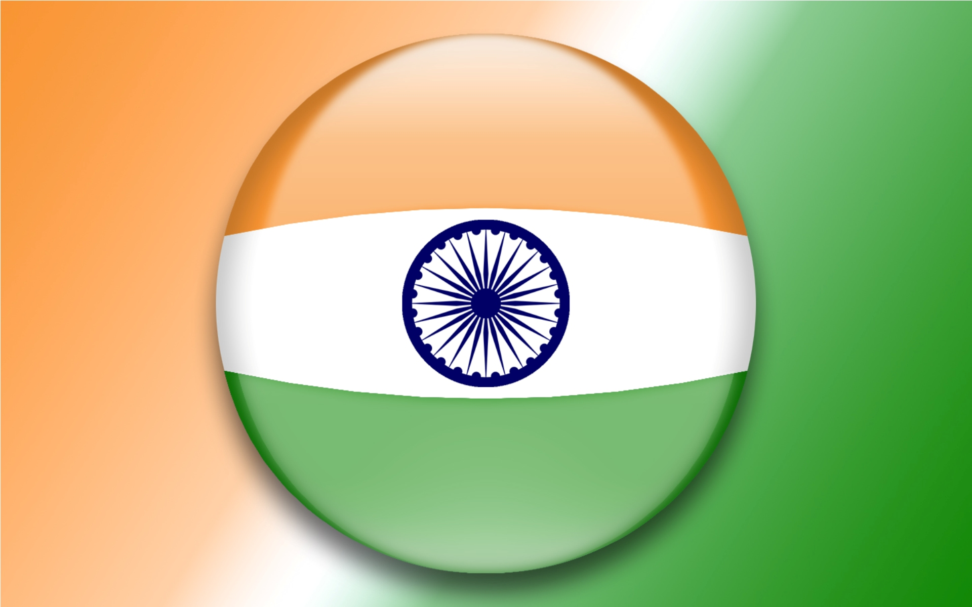 India Flag Hd: Indian National Flag Wallpaper 3D