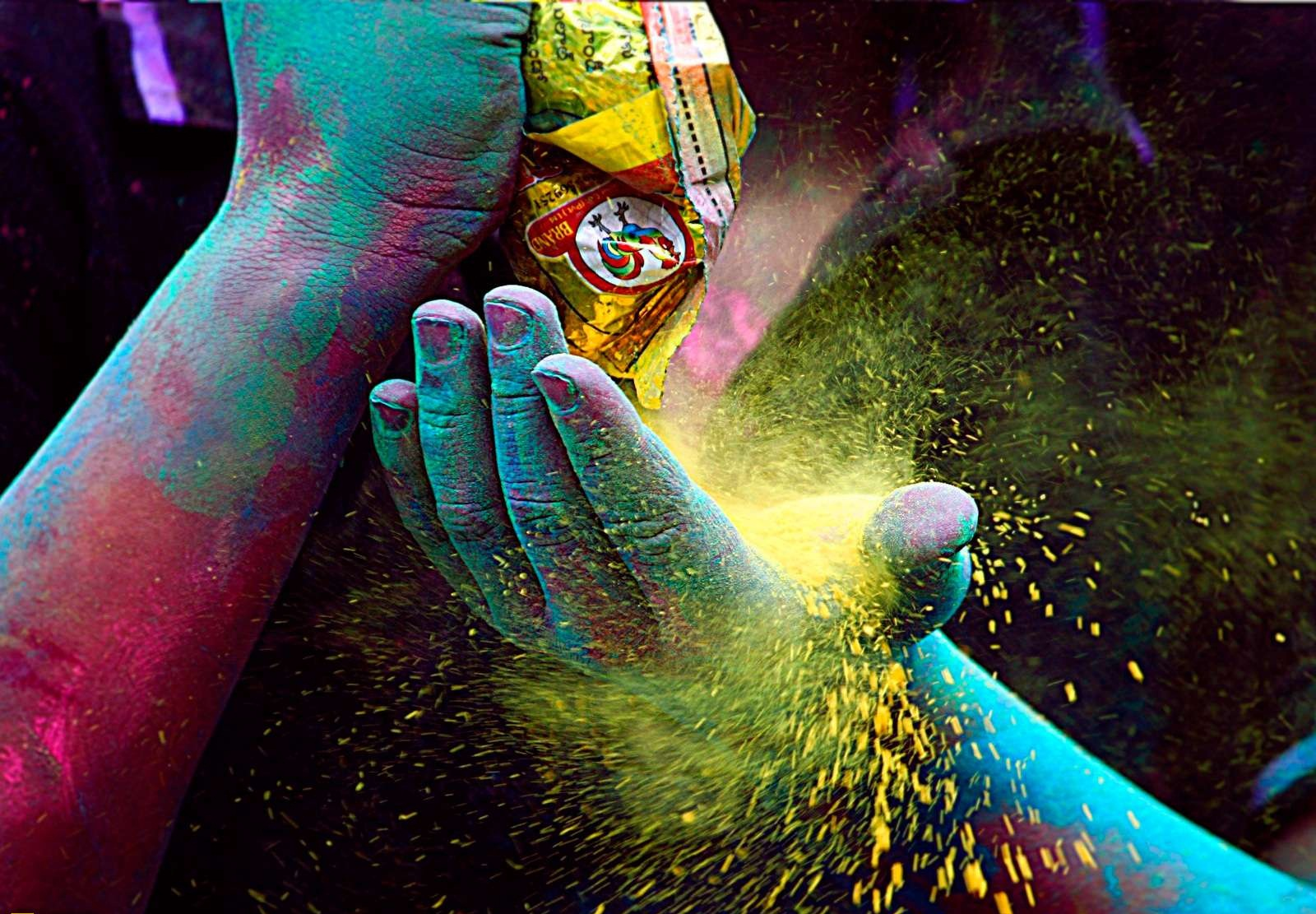 Holi 2013 HD Wallpapers Images Pictures and Facebook 1600x1111