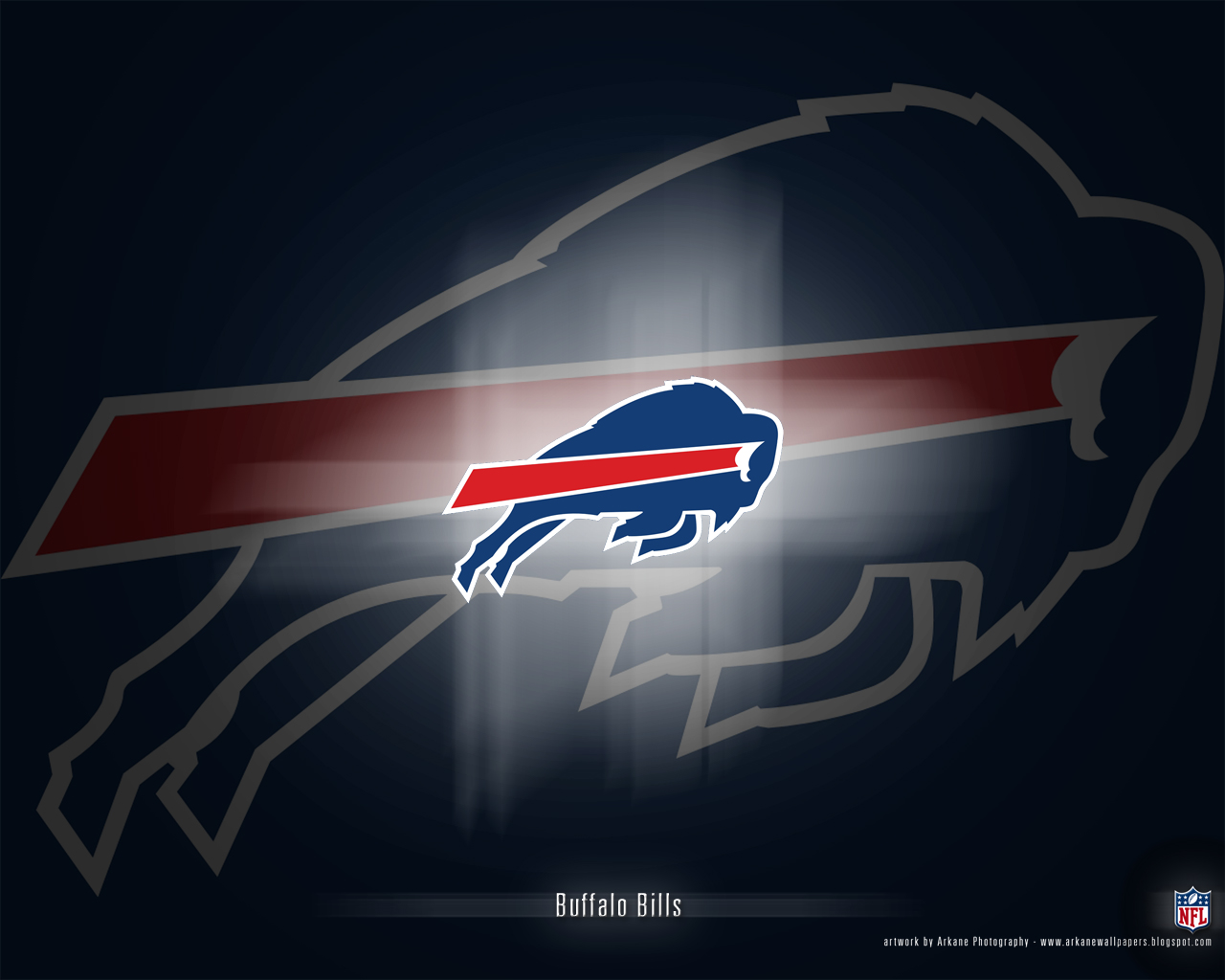 Arkane NFL Wallpapers Buffalo Bills   Vol 1 1280x1024