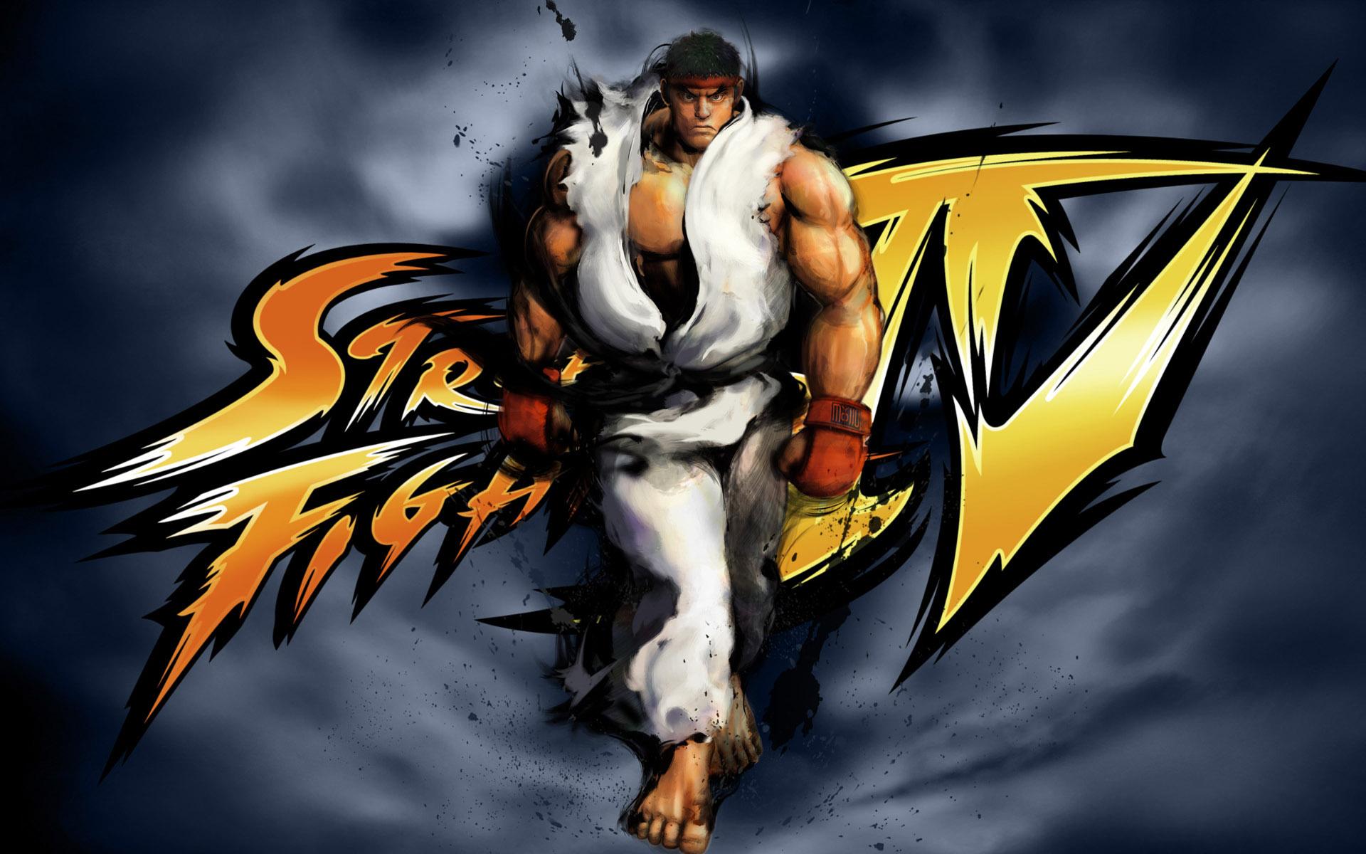 Street Fighter 5 Wallpaper: Street Fighter 4 Wallpapers