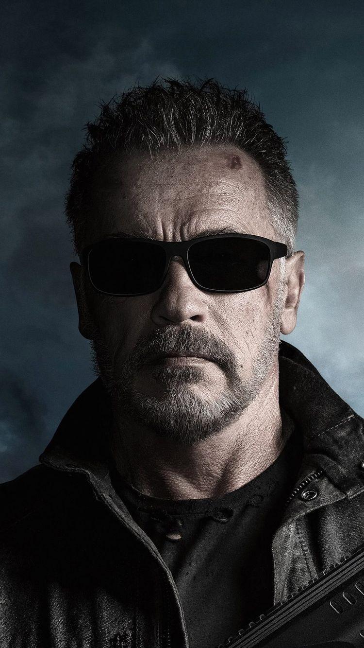Film Review Terminator Dark Fate Terminator Terminator movies 750x1333