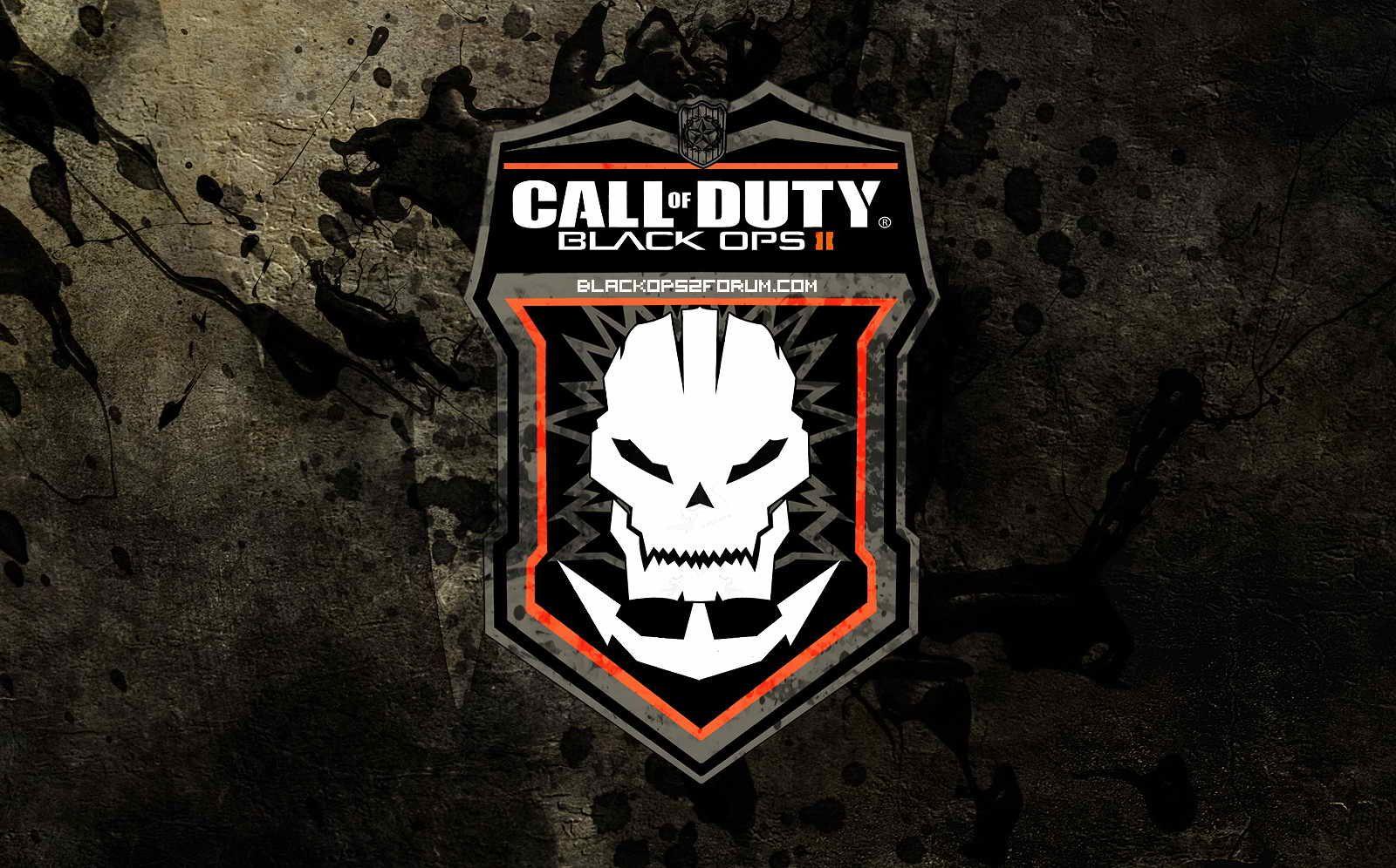 46 Call Of Duty Logo Wallpapers On Wallpapersafari