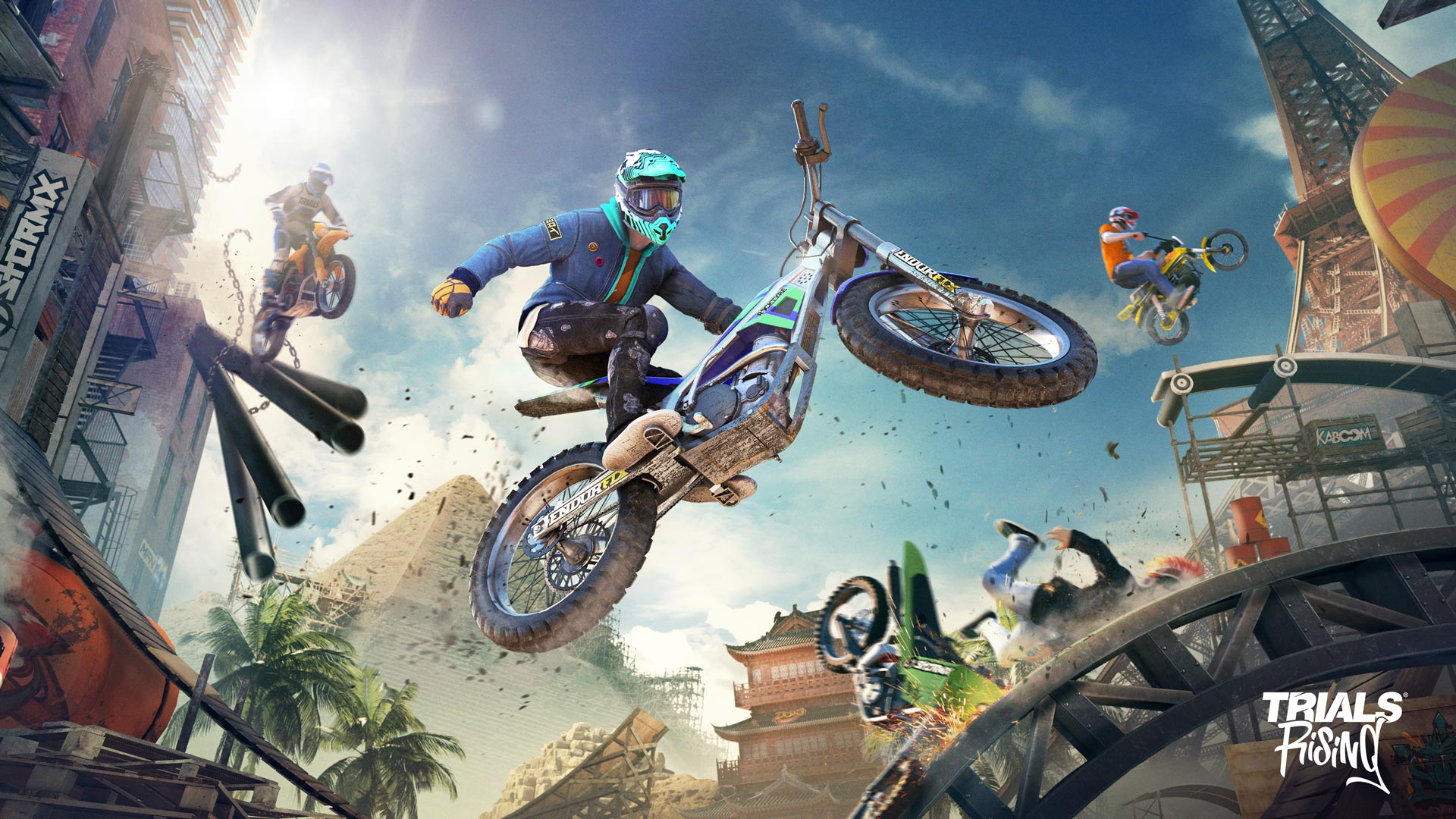 Trials Rising   Engine in perfect nick body could use a bit of 1920x1080