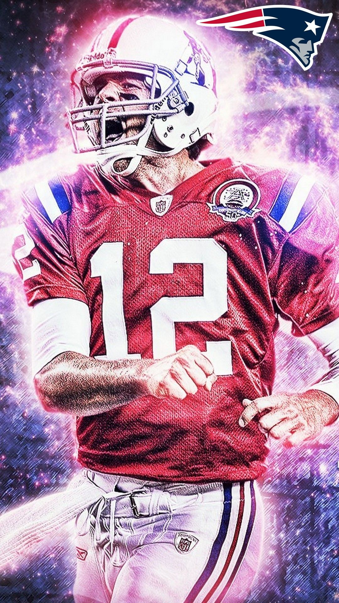 Tom Brady Goat iPhone 8 Wallpaper Tom brady goat Tom brady 1080x1920