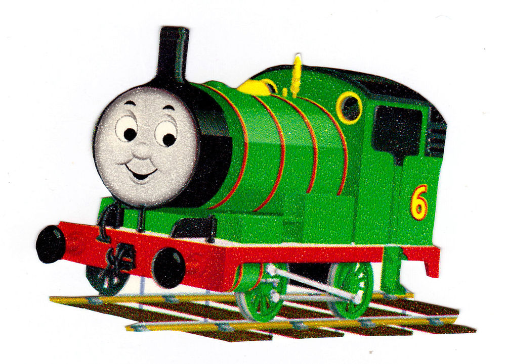 Thomas The Train Tank Character Prepasted Wallpaper Border Cut 1000x721