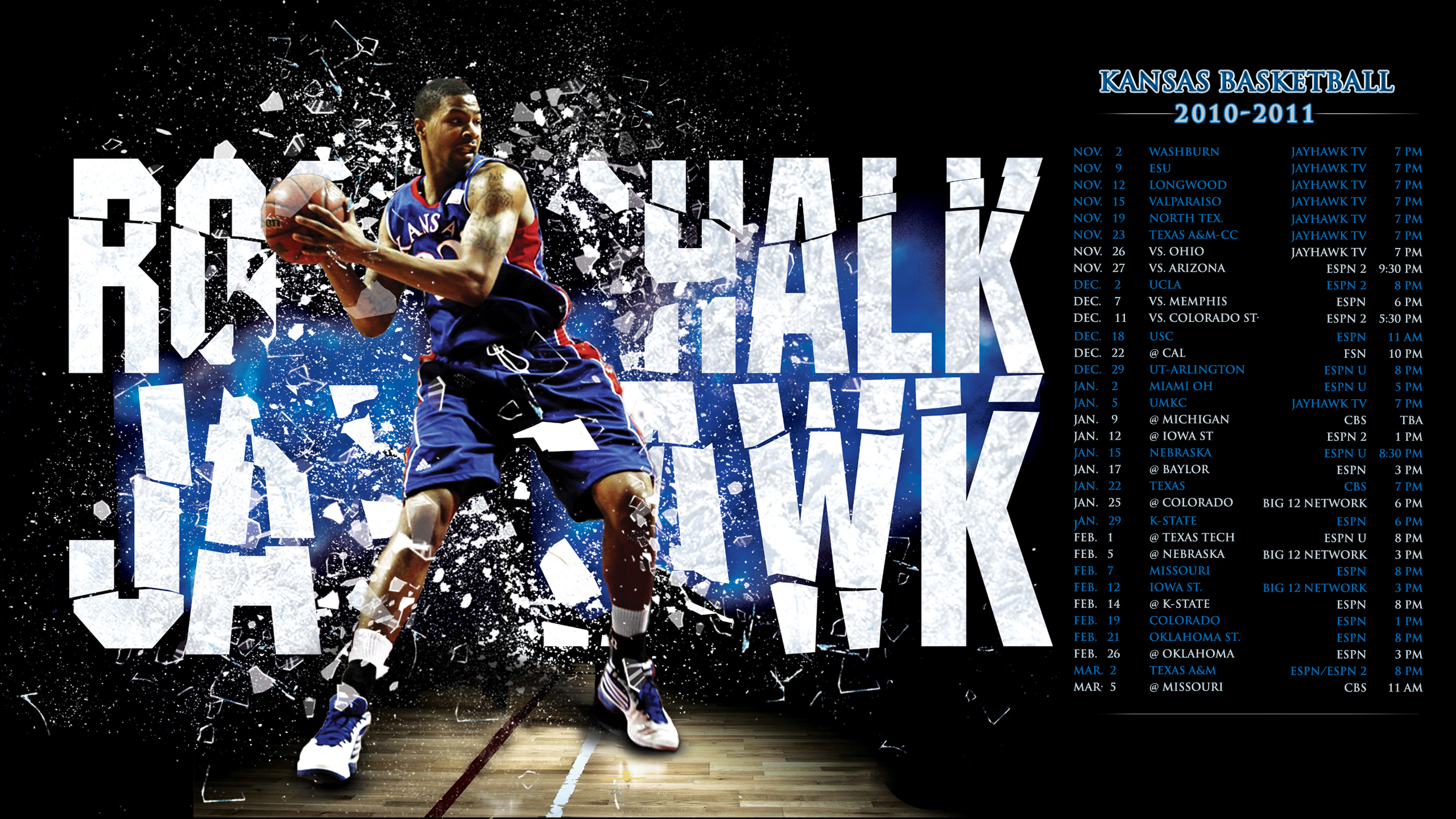 Kansas Jayhawks wallpaper   1019553 2560x1440