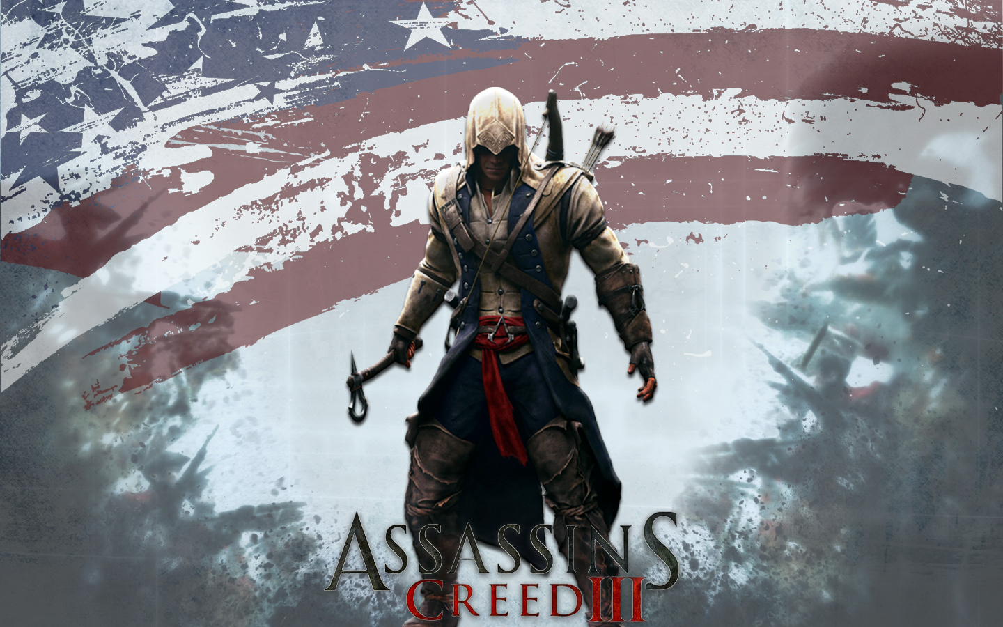 1440x900px Assassins Creed 3 Wallpaper Wallpapersafari