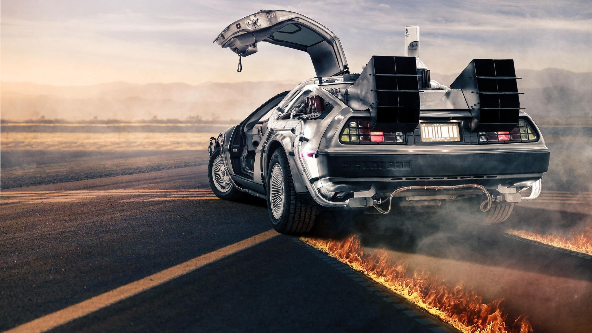 Back to the Future Wallpapers   Top Back to the Future 2048x1152