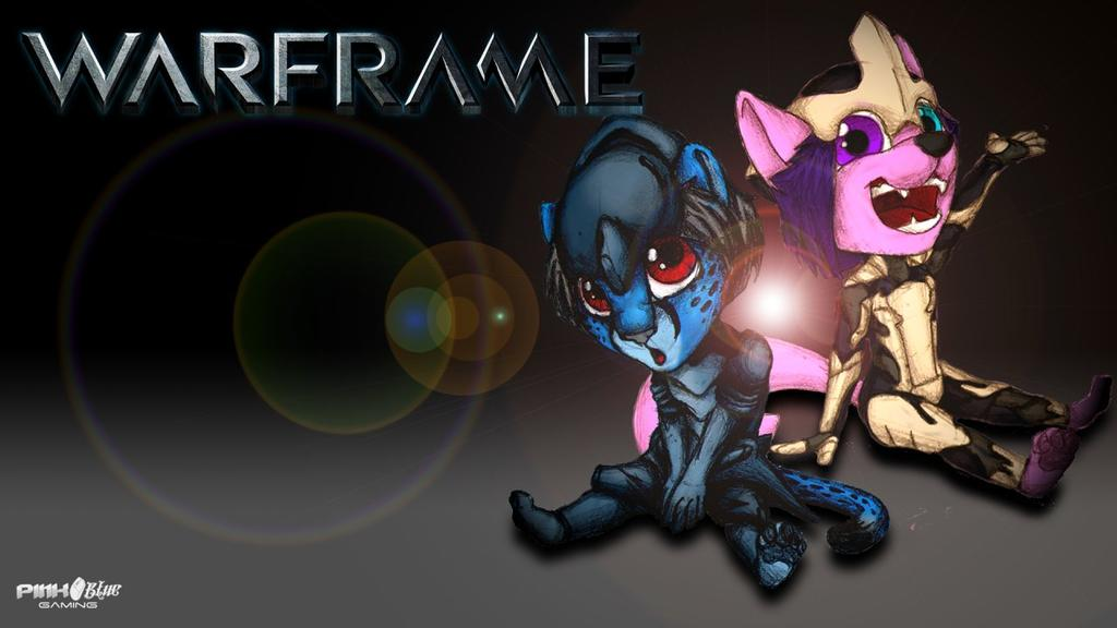 Pbg Warframe Wallpaper Sketch by lireziel 1024x576