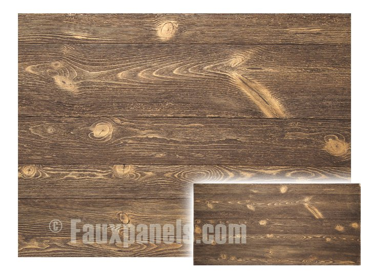 Faux Barn Wood Siding 720x530
