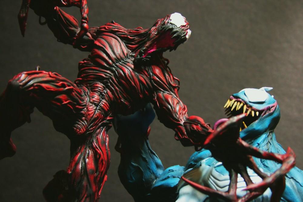 Venom Carnage Wallpaper 1000x667