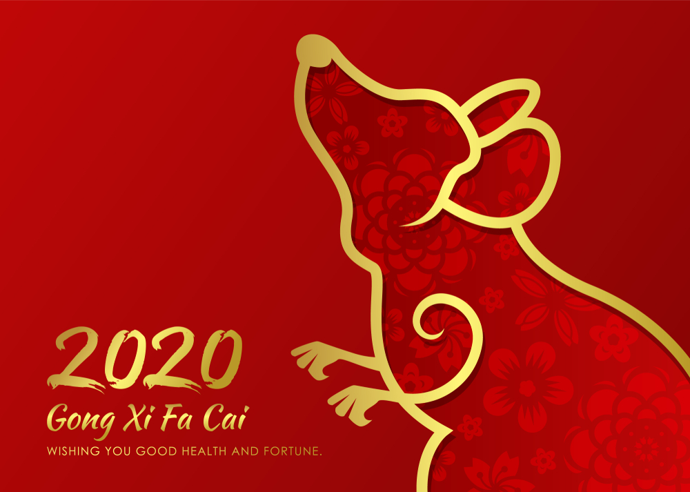 Year of the Rat   Chinese New Year 2020 Images   HappyNewYear2020 1000x713
