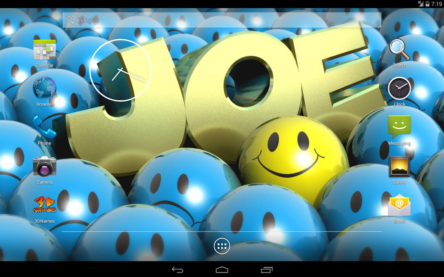 3D Names   Android Apps on Google Play 1444x900
