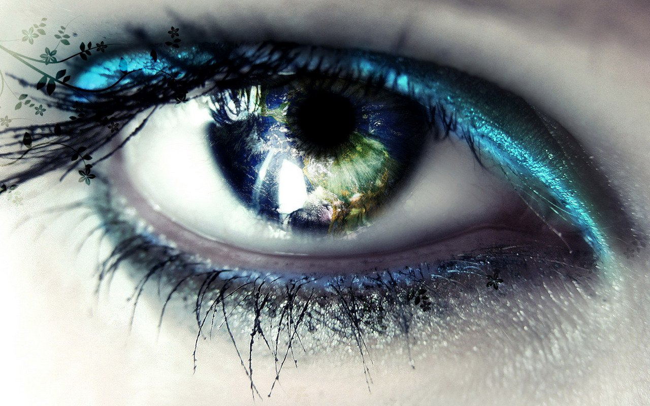 Beautiful Eye HD Wallpaper for Android   Android Live 1280x800
