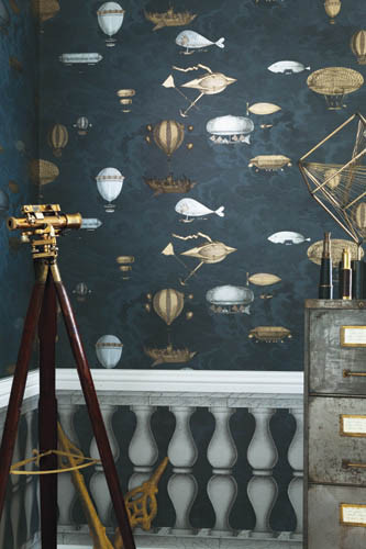 Decorators Best Fornasetti Vol II wallpaper collection Cole And Son 333x500
