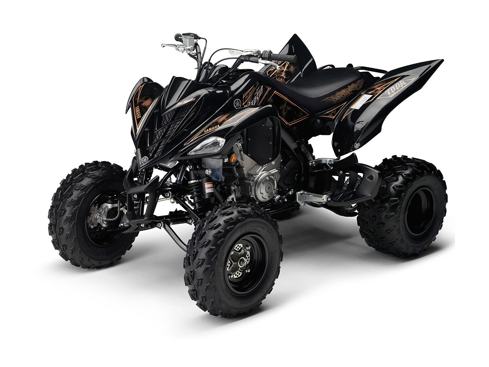 2012 YAMAHA Raptor 700R SE ATV pictures specifications 1600x1200