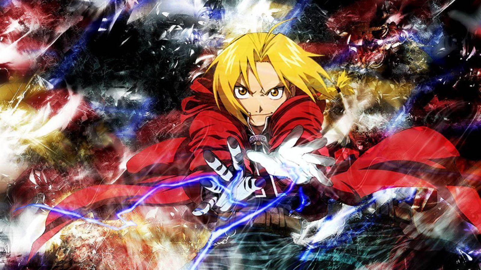Fullmetal Alchemist Wallpapers HD 1600x900