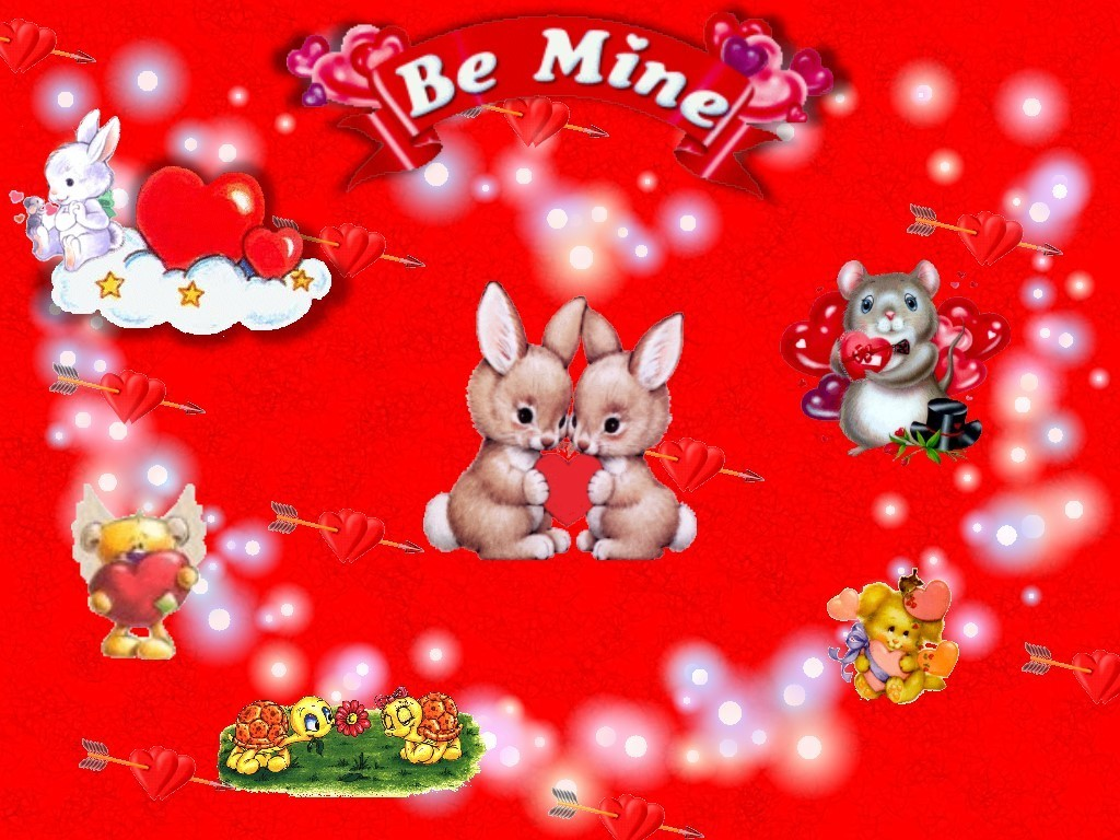Valentine Wallpaper For Computer 1024x768