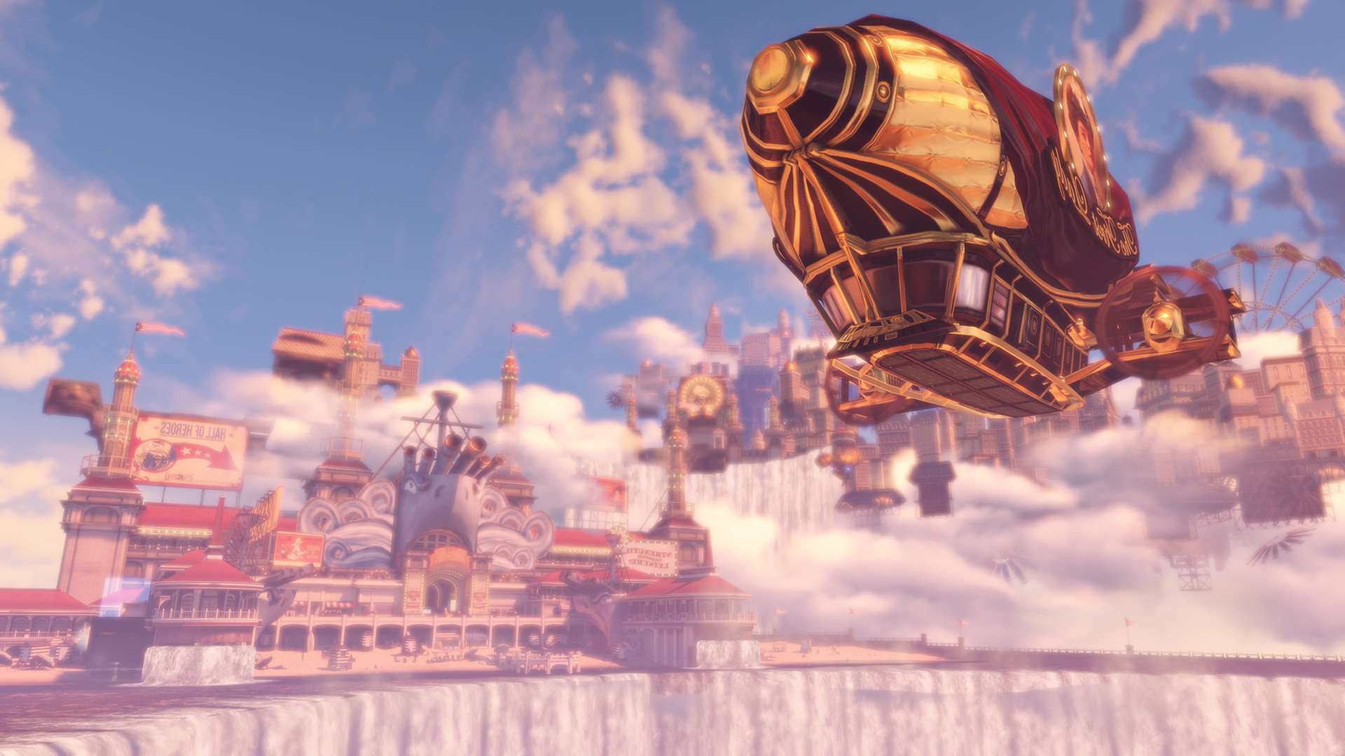 Bioshock Infinite Wallpapers 1080p 3F233FH   4USkY 1920x1080