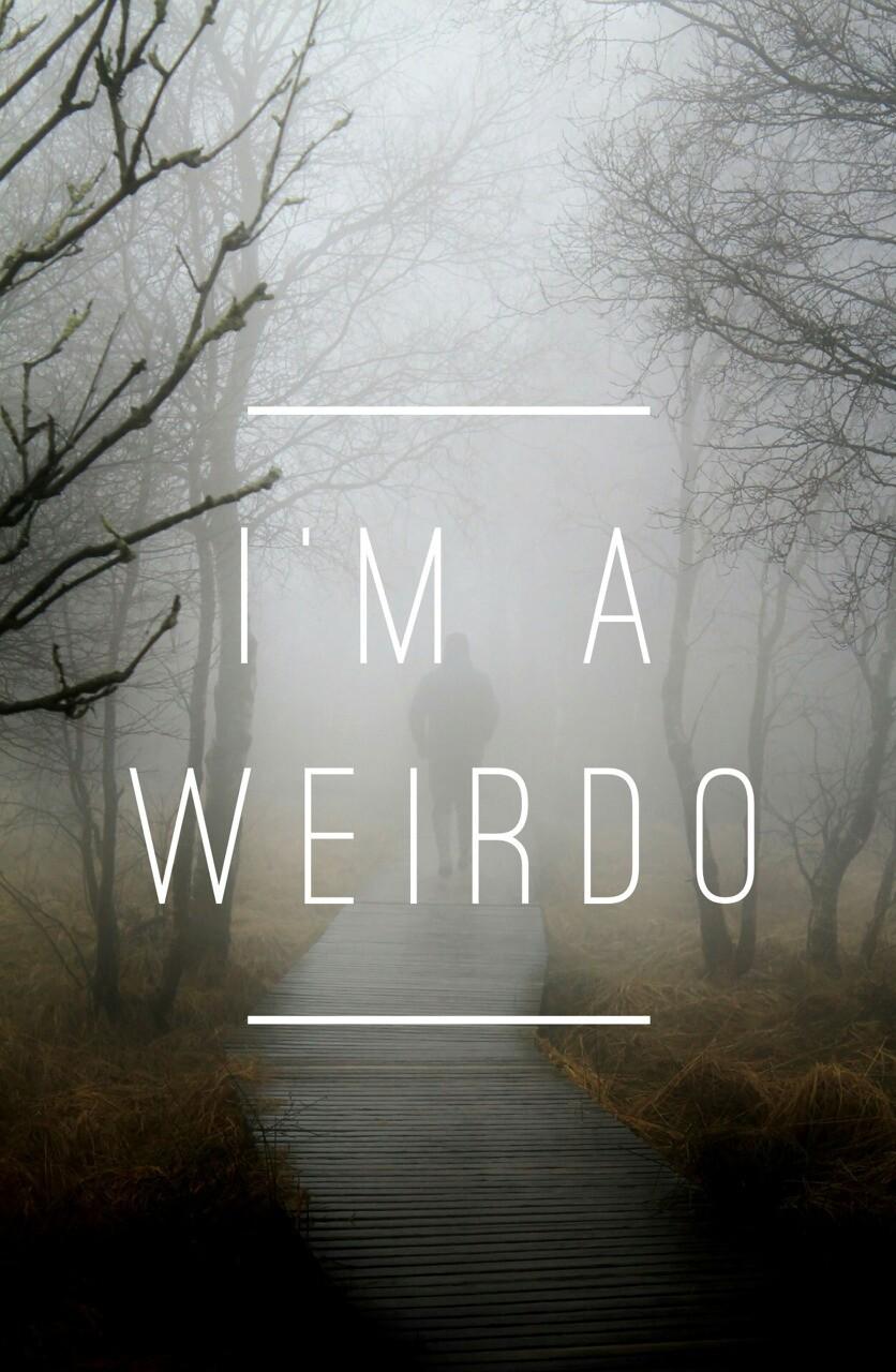 Weird is good   image 2975727 by Bobbym on Favimcom 836x1280