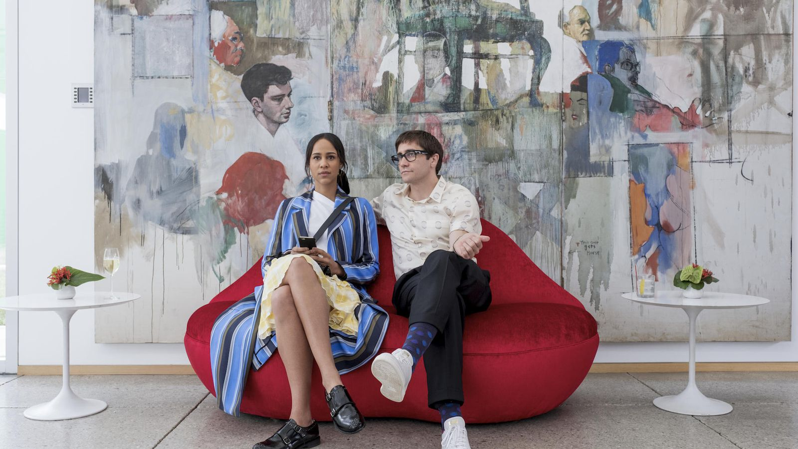Velvet Buzzsaw Netflix art snob horror comedy isnt a pretty 1600x900