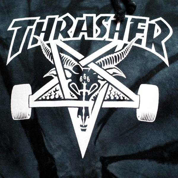 Thrasher Thrasher Spider Skategoat Tie Dye Hoodie Blackgrey HD Walls 600x600 526b51019c0d